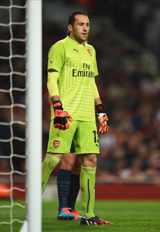 David Ospina Football David Ospina Arsenal