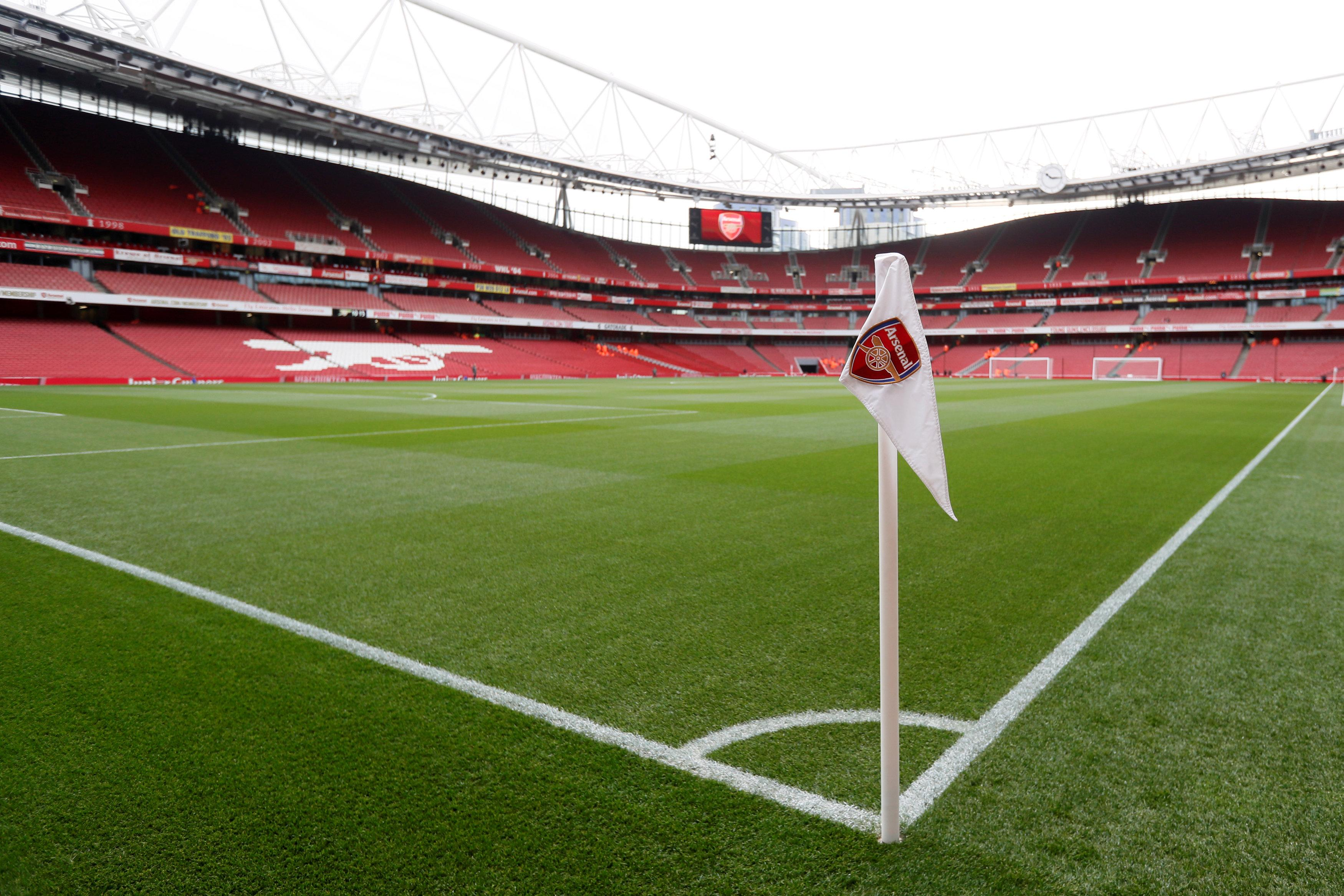 The Emirates Football The Emirates