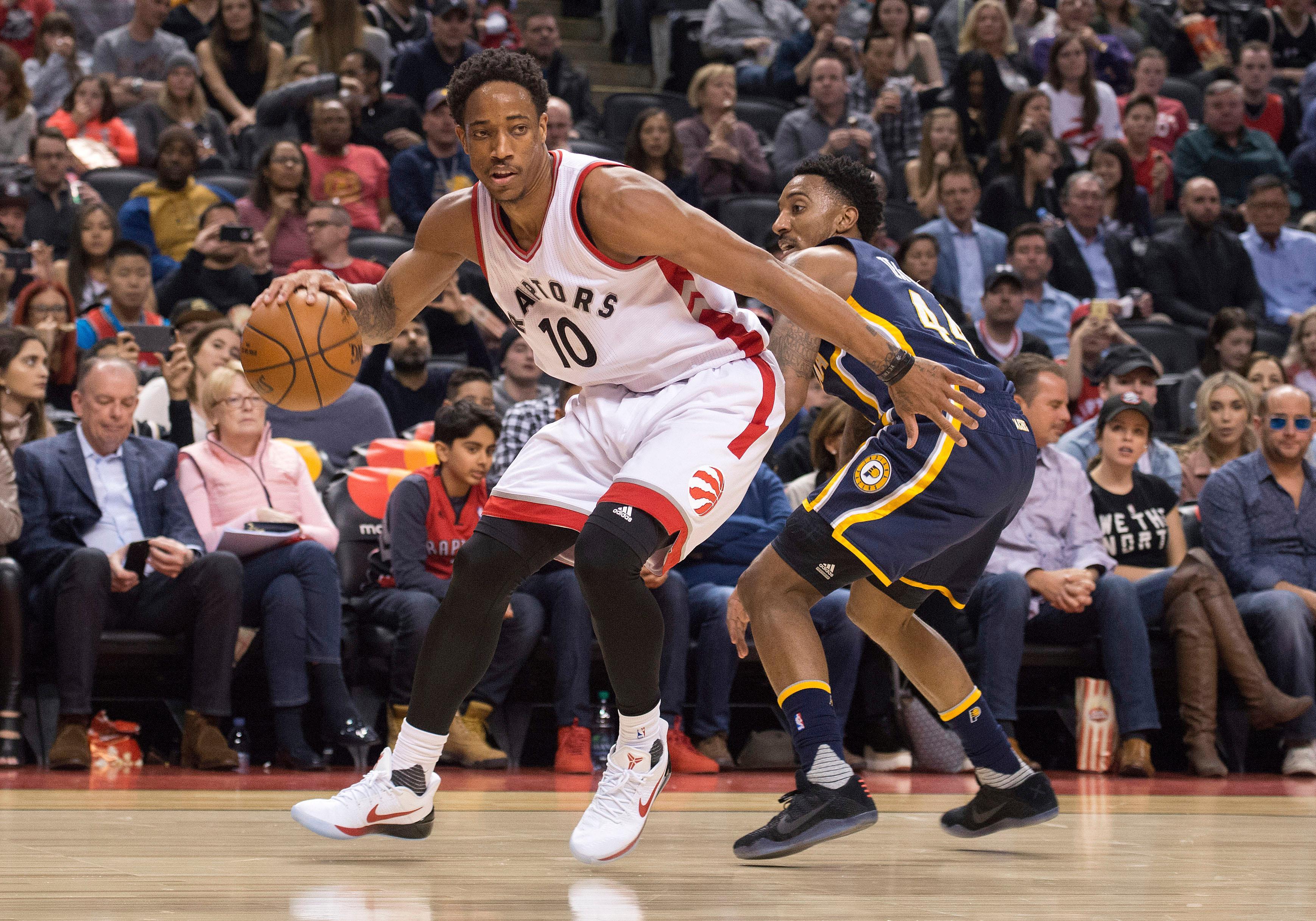 DeMar DeRozan Basketball DeMar DeRozan Raptors NBA Toronto