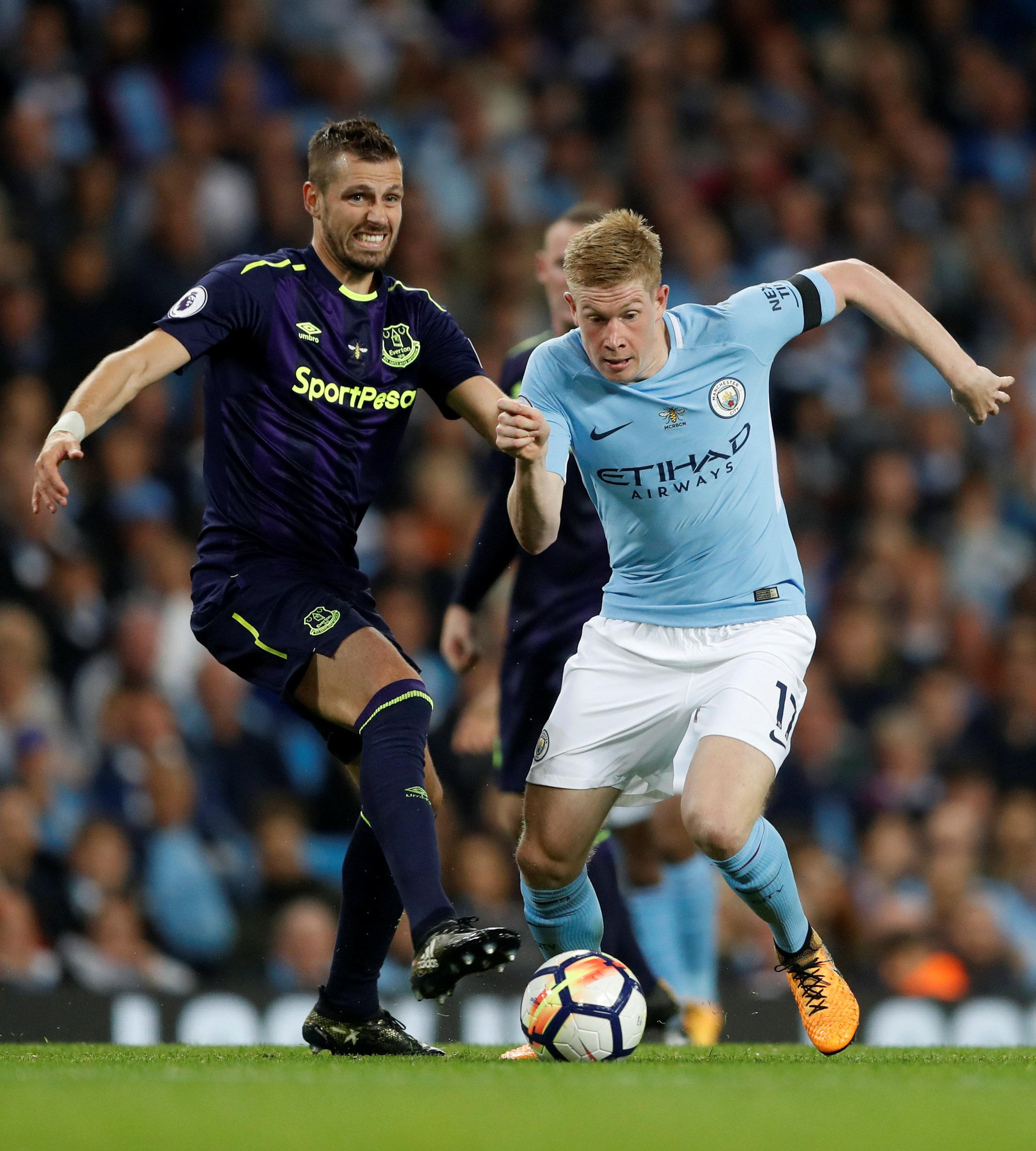 Kevin de Bruyne De Bruyne excited by City Kevin de Bruyne, Manchester City