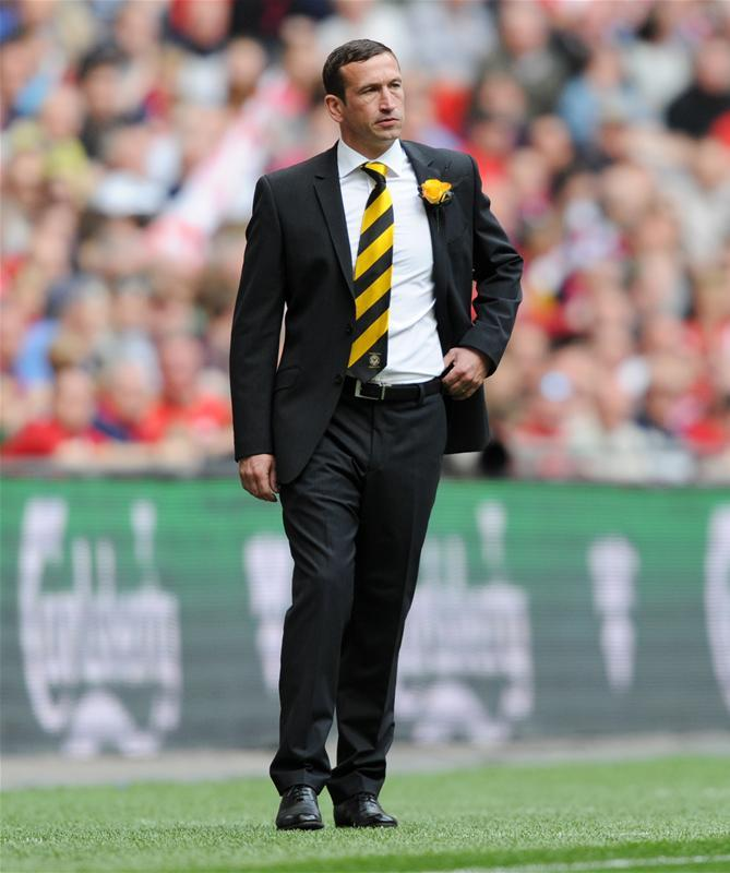 Justin Edinburgh Football Justin Edinburgh Newport
