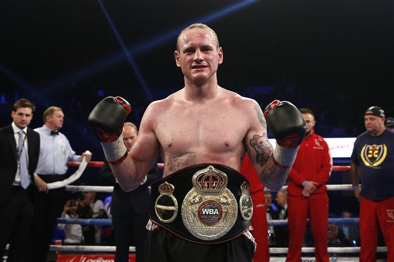George Groves Groves looking to kick on George Groves, Boxing
