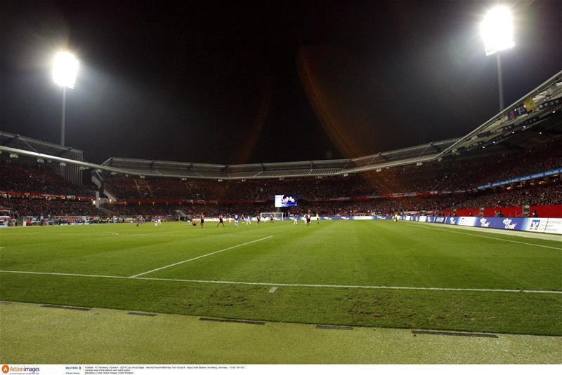 Nurnberg Stadion Football Nurnberg Stadion Bundesliga