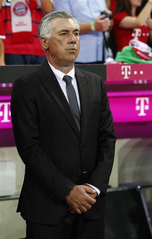 Carlo Ancelotti  Ancelotti praises Bayern Carlo Ancelotti, Bayern Munich, Bundesliga