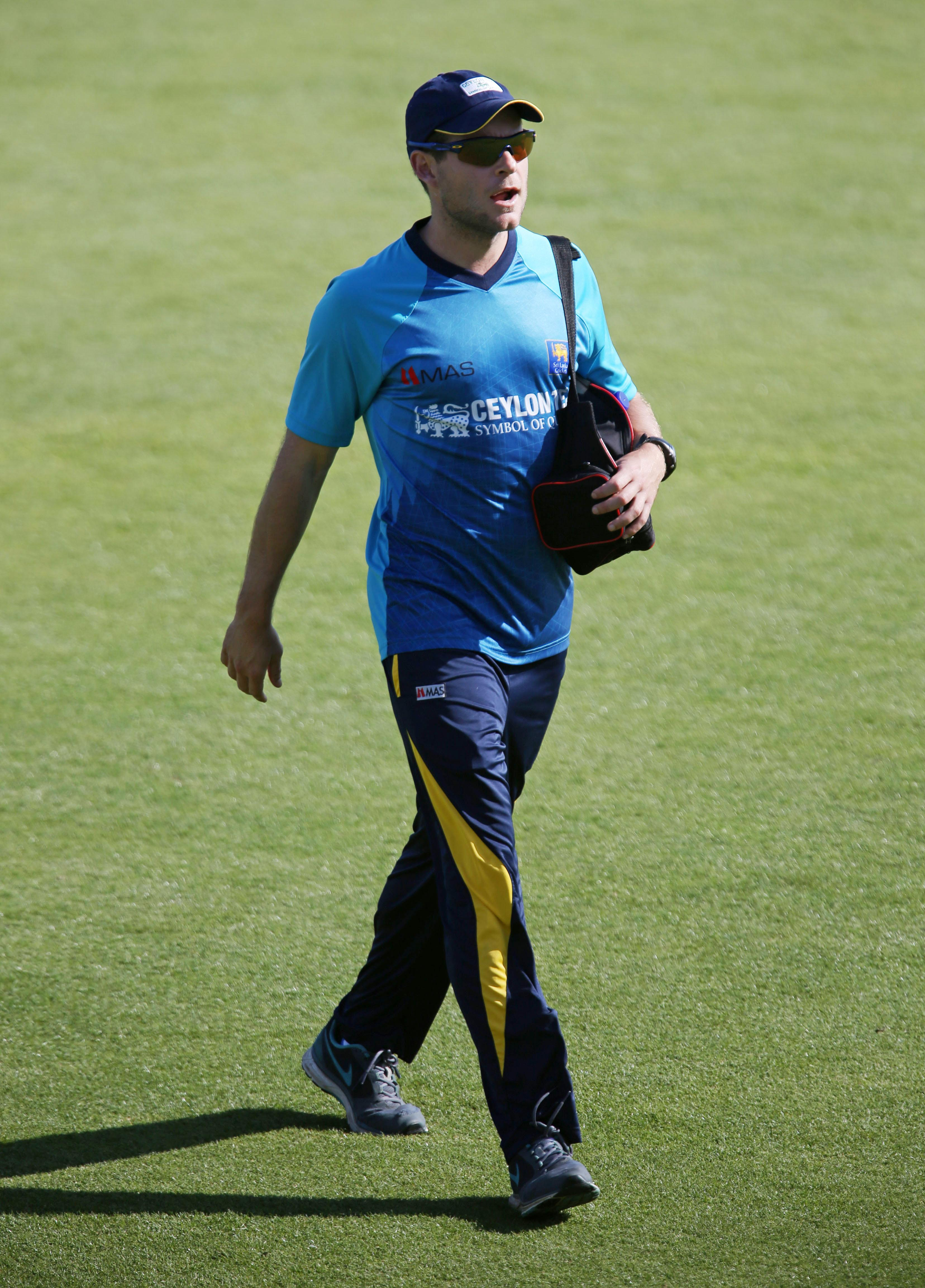 Chaminda Vaas Vaas handed SL role Chaminda Vaas, Cricket