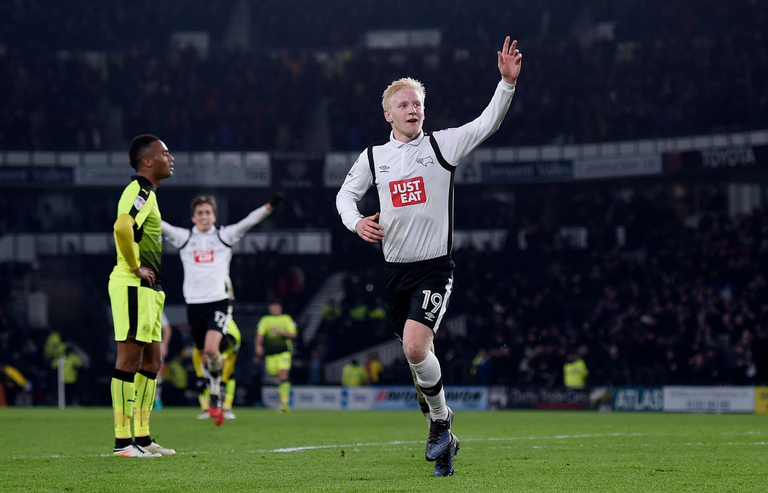 Will Hughes Football Will Hughes Derby