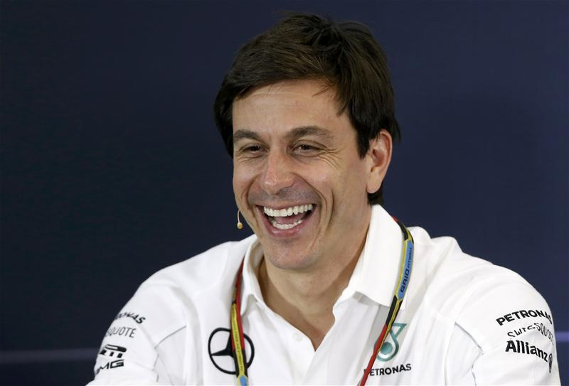 Toto Wolff Mercedes Toto Wolff