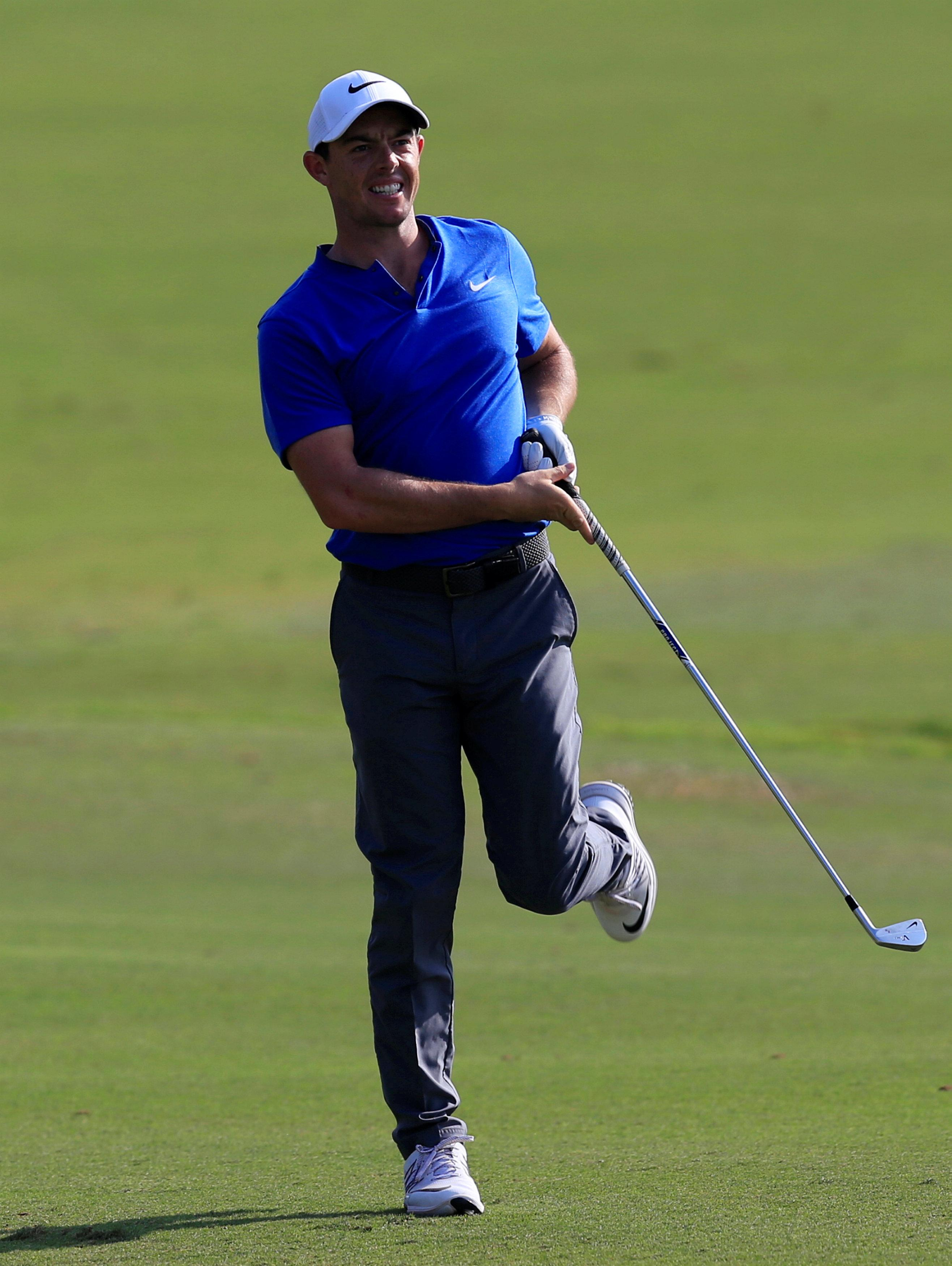 Rory McIlroy McIlroy bemoans back issues Rory McIlroy, Golf