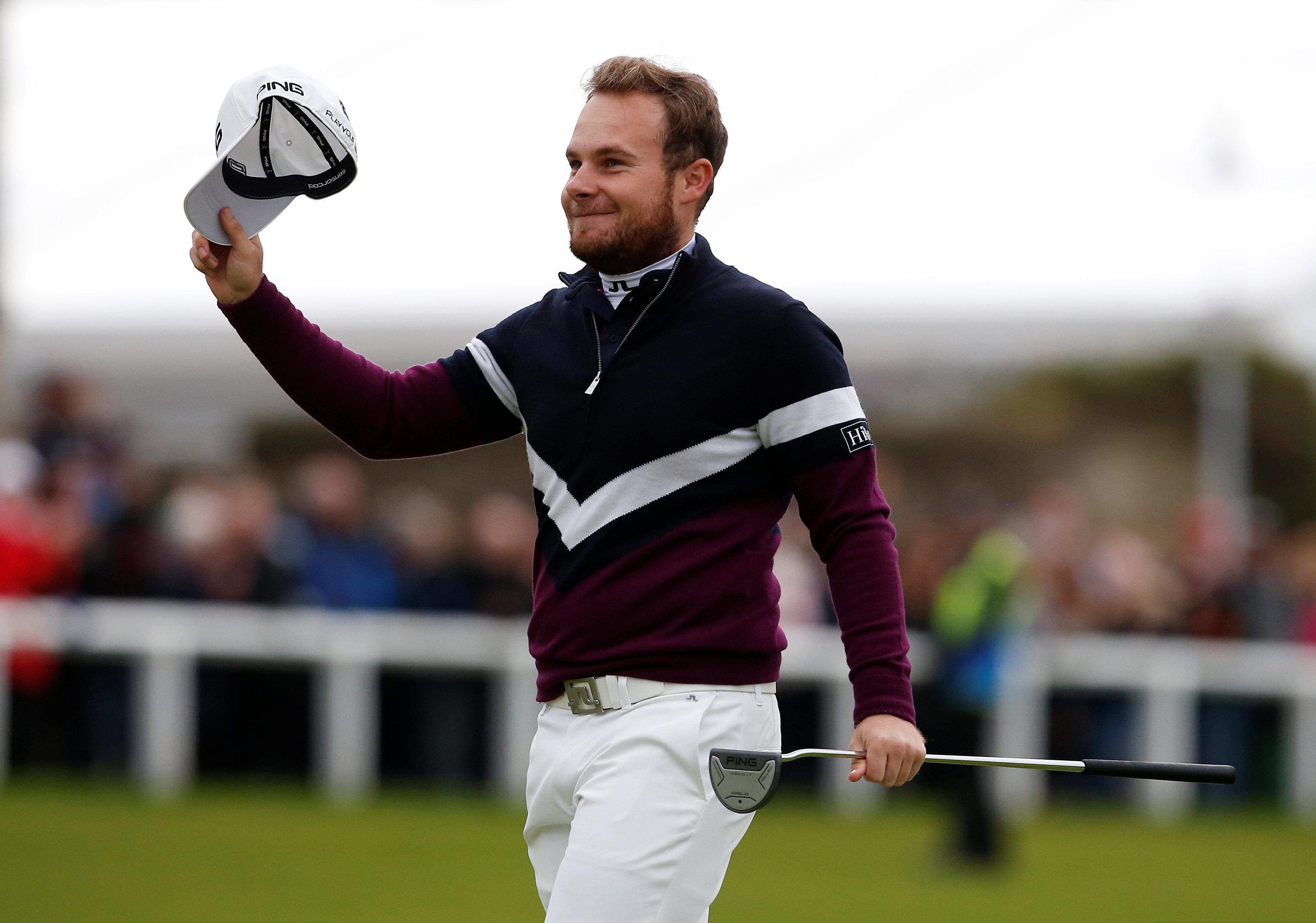 Tyrell Hatton Hatton does it again Tyrell Hatton, Golf