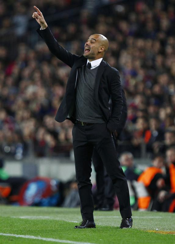 Pep Guardiola  Football Pep Guardiola Barcelona
