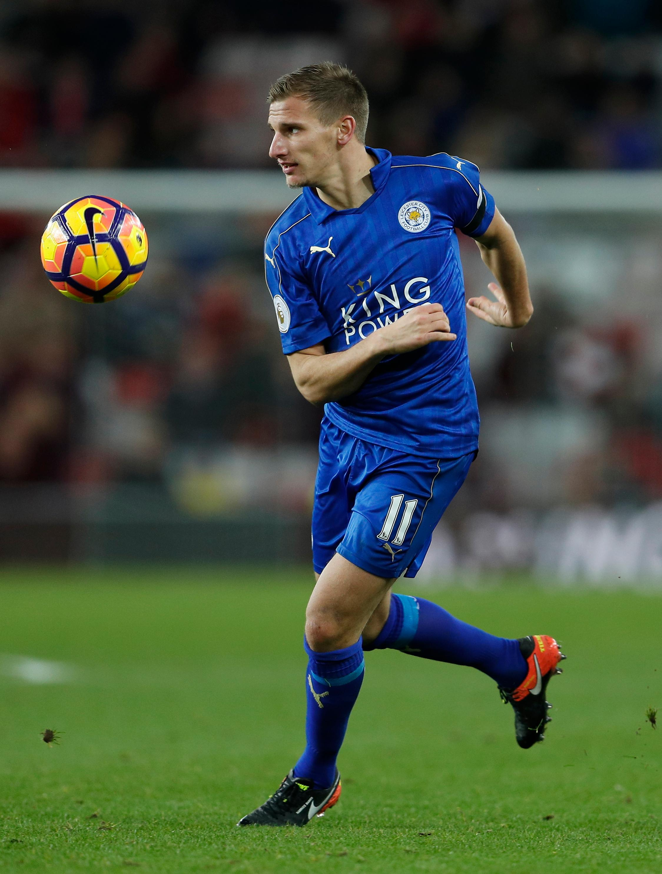 Marc Albrighton Football  Marc Albrighton Football Leicester City