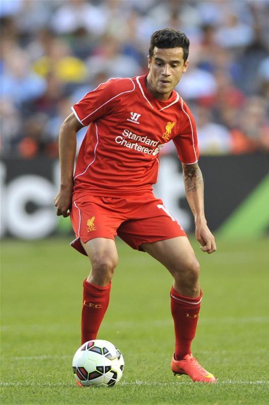 Phillipe Coutinho,Liverpool  Phillipe Coutinho,Liverpool