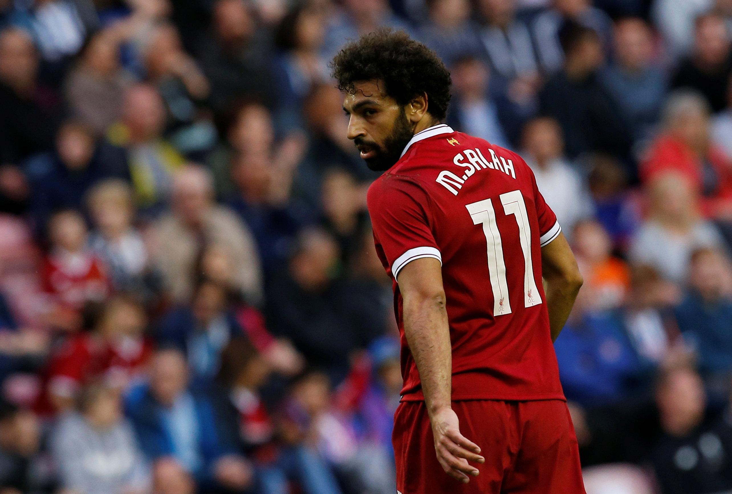 Mohamed Salah football Mohamed Salah