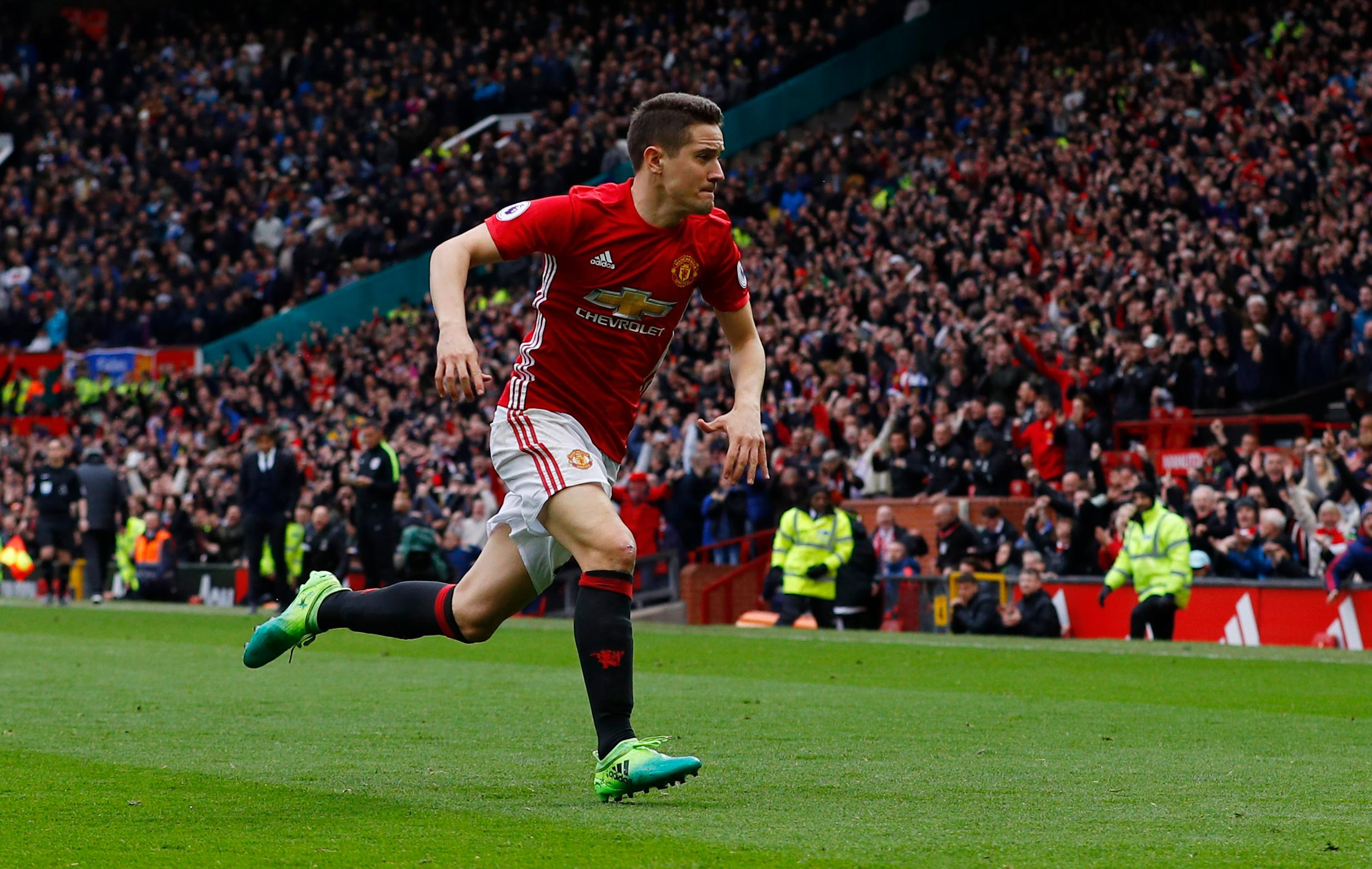 Ander Herrera  Football  Ander Herrera Football Manchester United