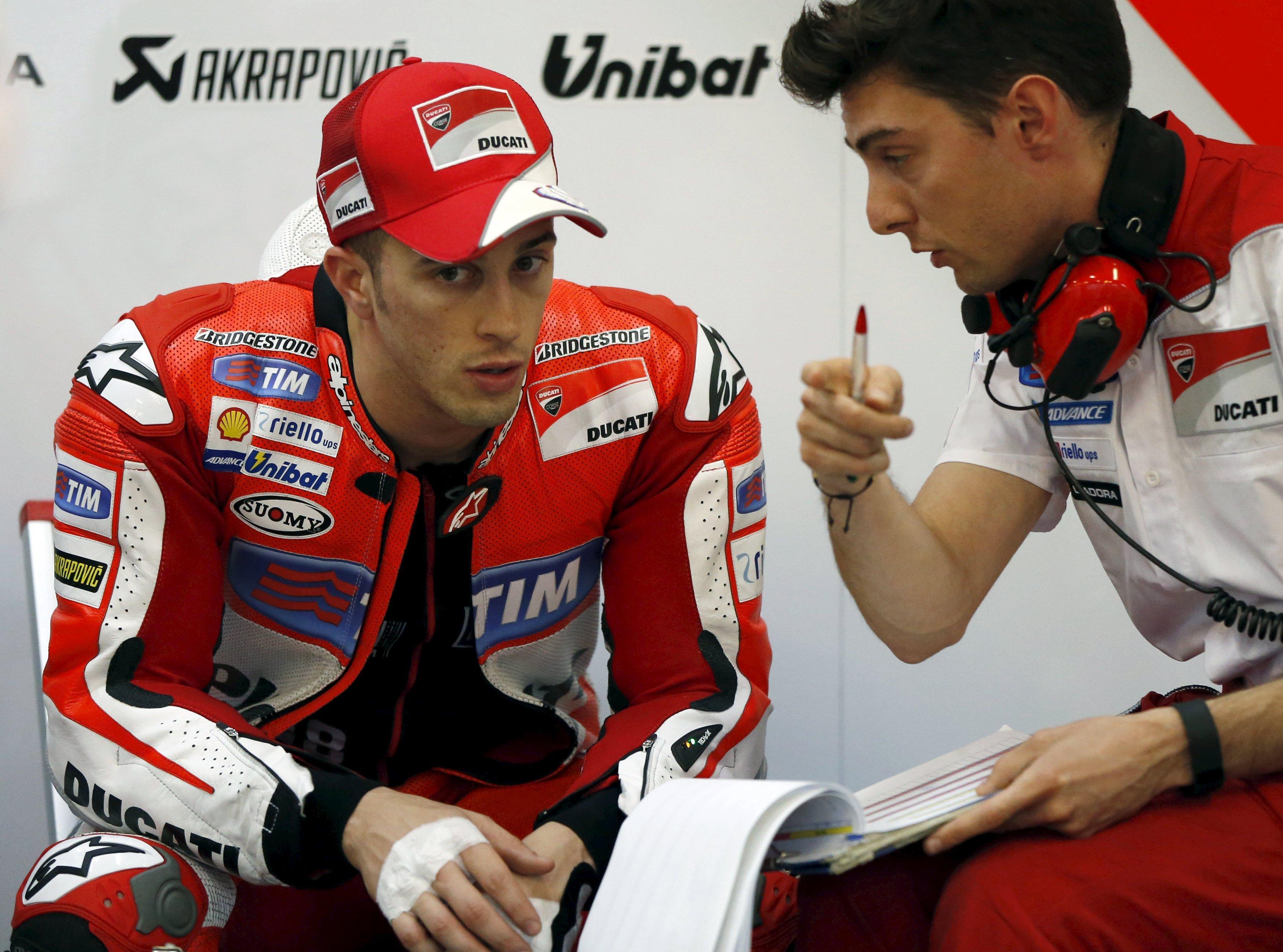 Andrea Dovizioso MotoGP Andrea Dovizioso MotoGP Ducati