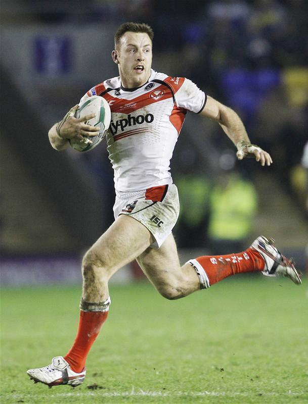 James Roby Rugby League James Roby St Helens Rugby League