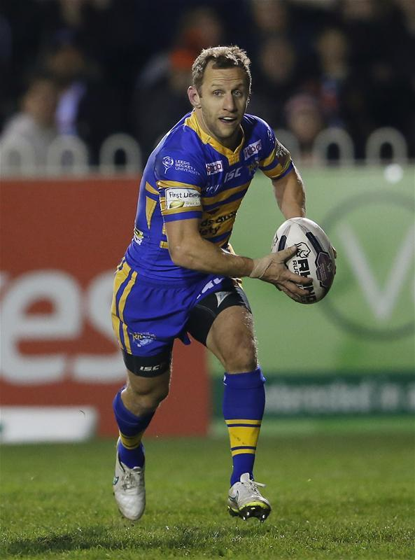 Rob Burrow Rob Burrow Rob Burrow