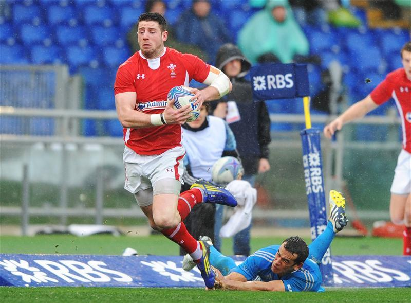Alex Cuthbert Rugby Union Alex Cuthbert Wales
