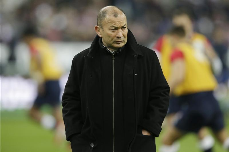Eddie Jones Jones - Just the start for England Eddie Jones, Rugby Union, England