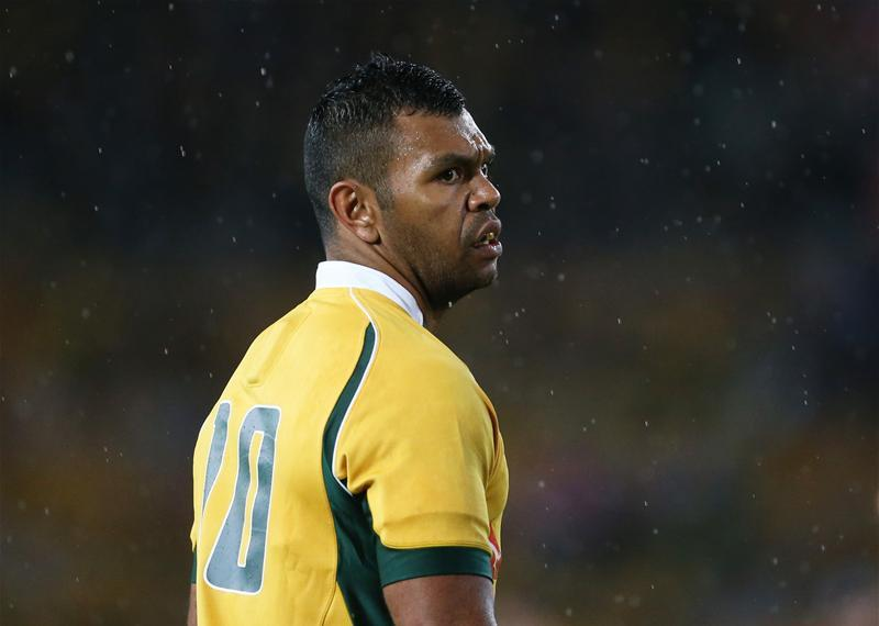 Kurtley Beale Beale signs for Wasps Kurtley Beale, Wasps, Rugby Union