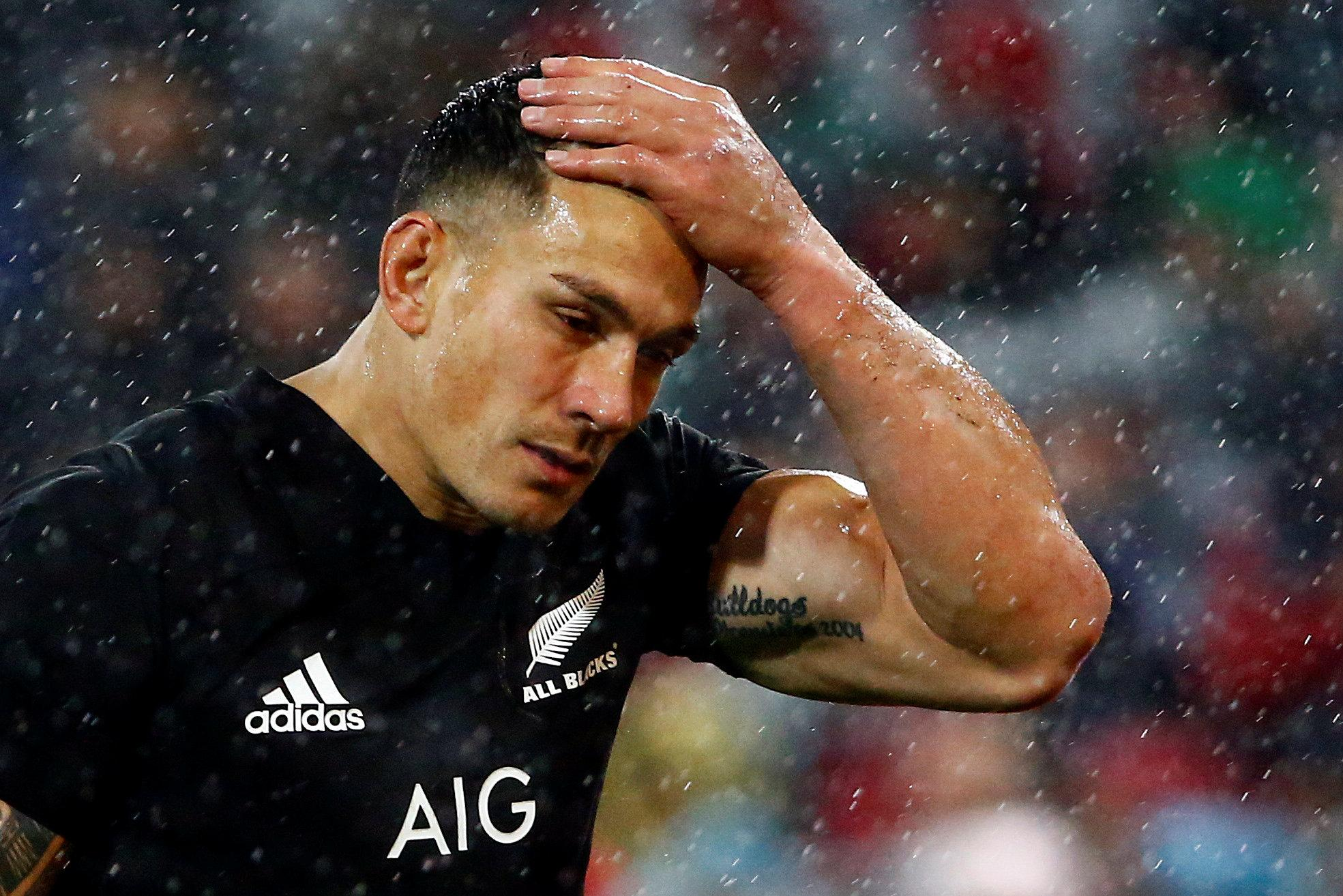 Sonny Bill Williams  Sonny Bill Williams