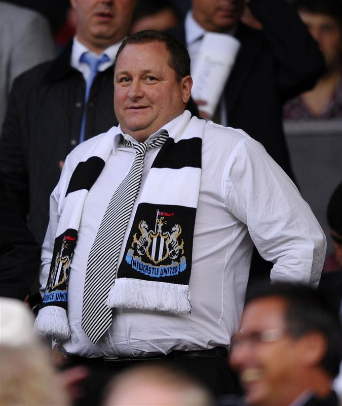 Mike Ashley Football Mike Ashley Charles Green Rangers