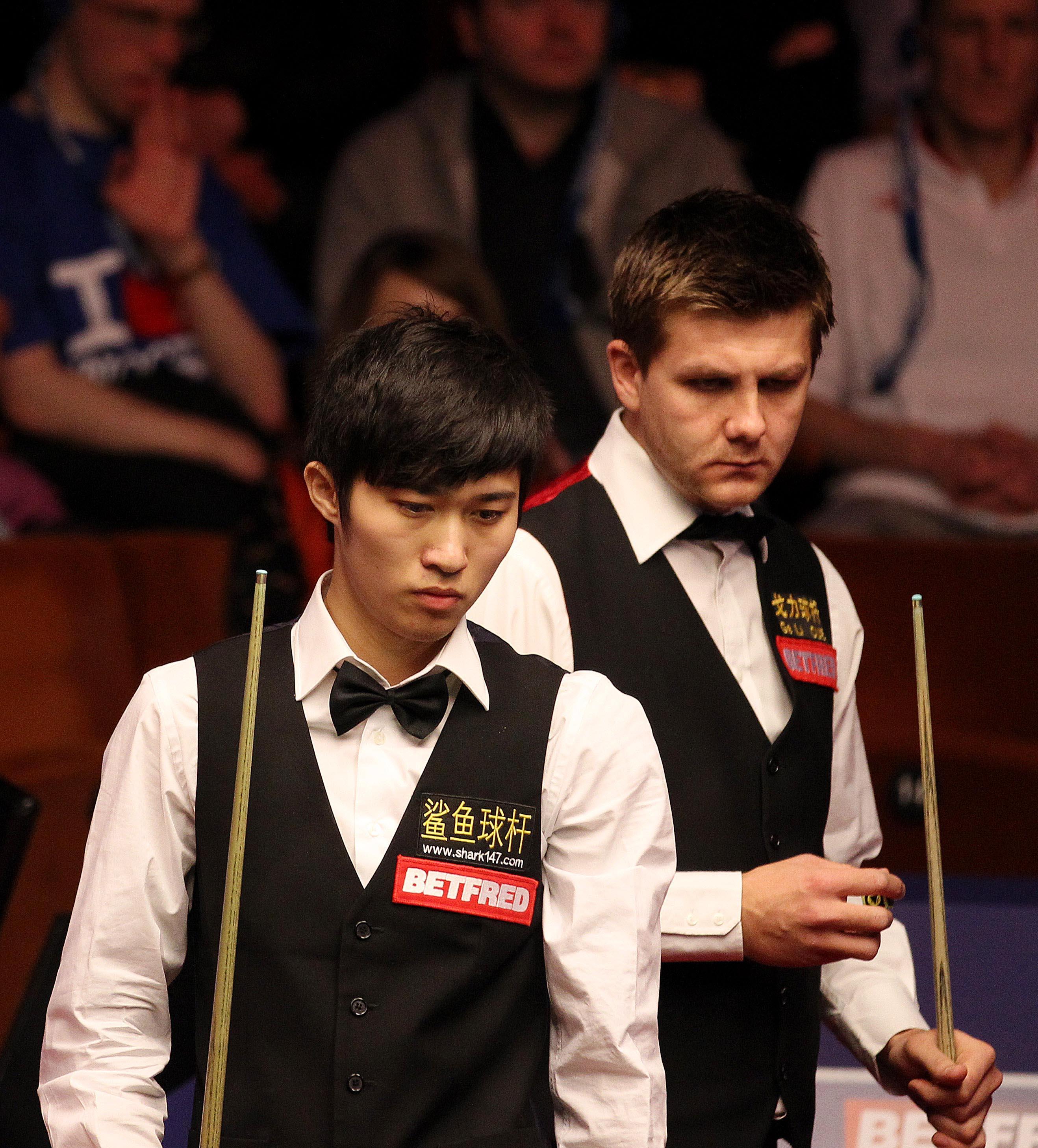 Cao Yupeng  Cao Yupeng, snooker