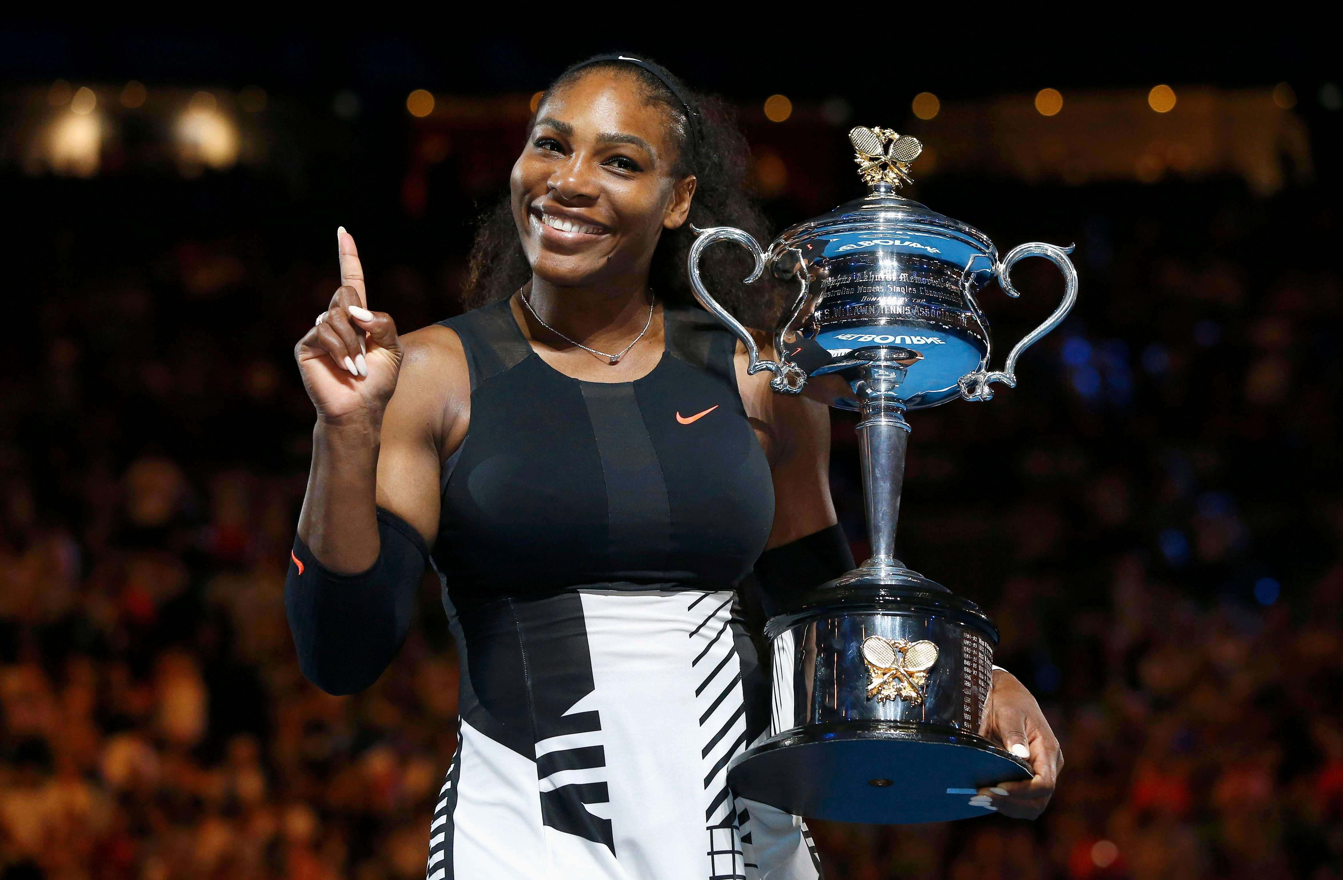 Serena Williams Serena wins in Australia Serena Williams, Tennis