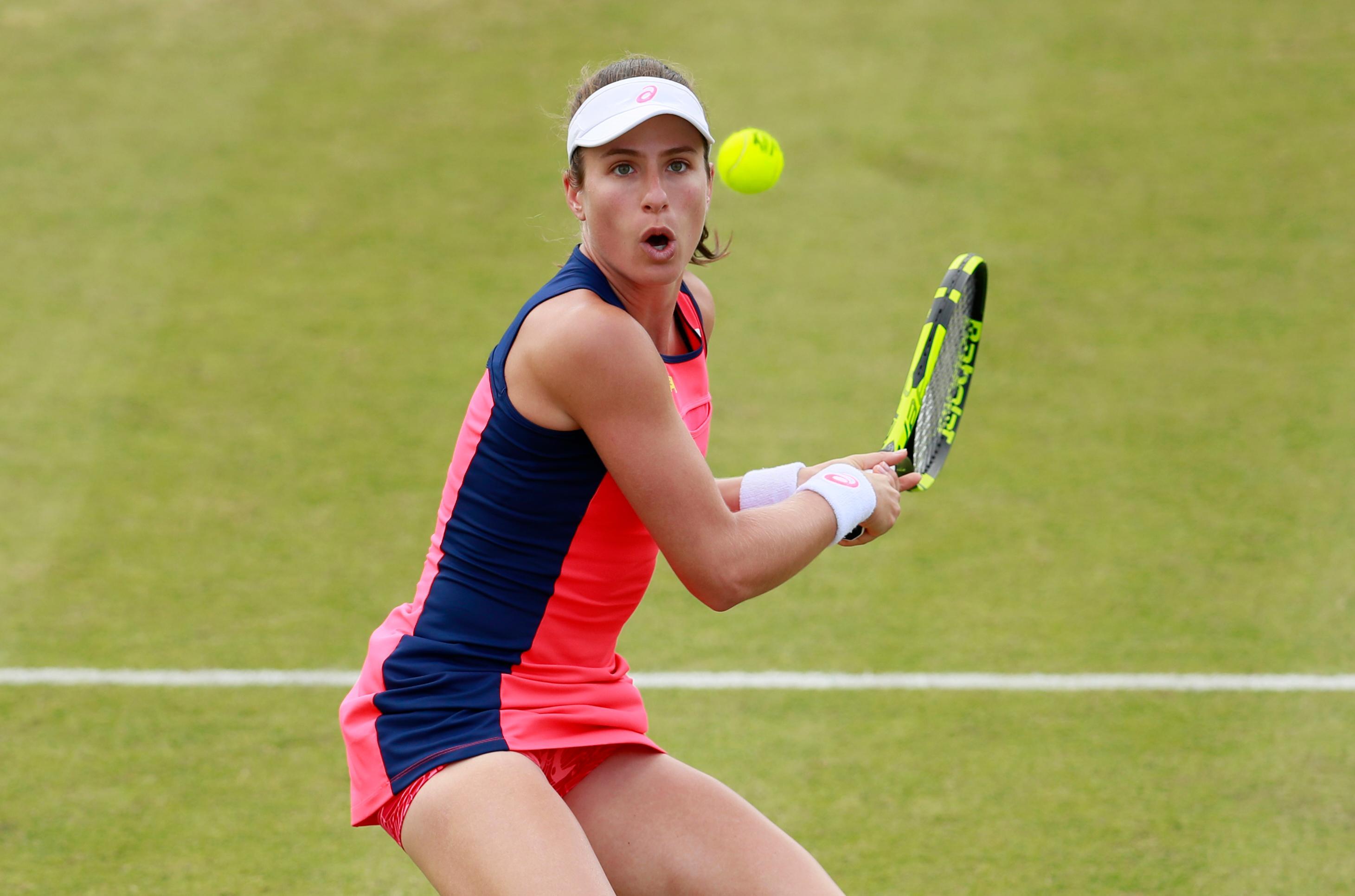 Johanna Konta Tennis Johanna Konta