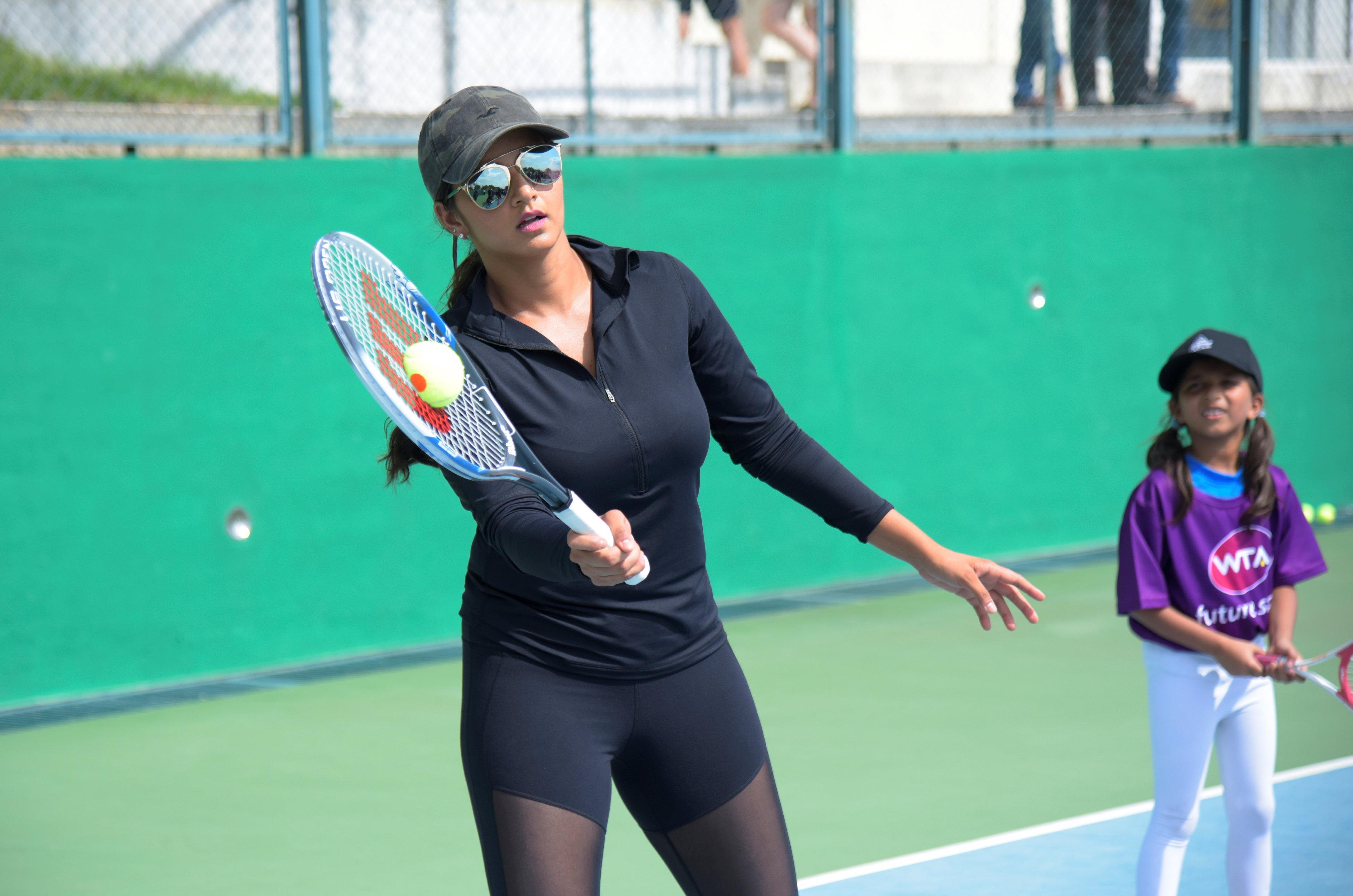 Sania Mirza Tennis Sania Mirza