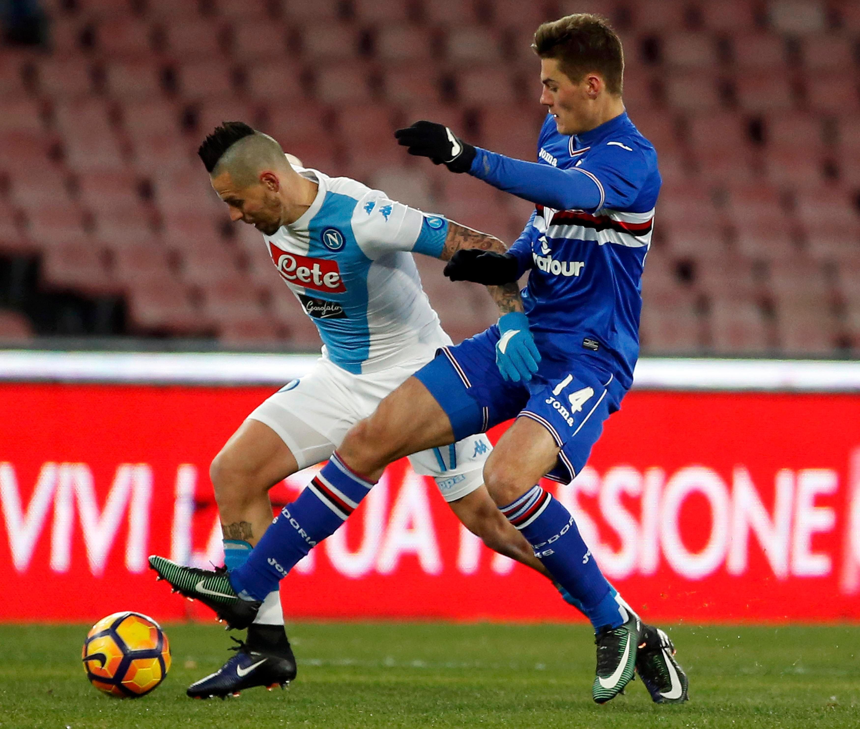Patrik Schick Football Patrik Schick Sampdoria
