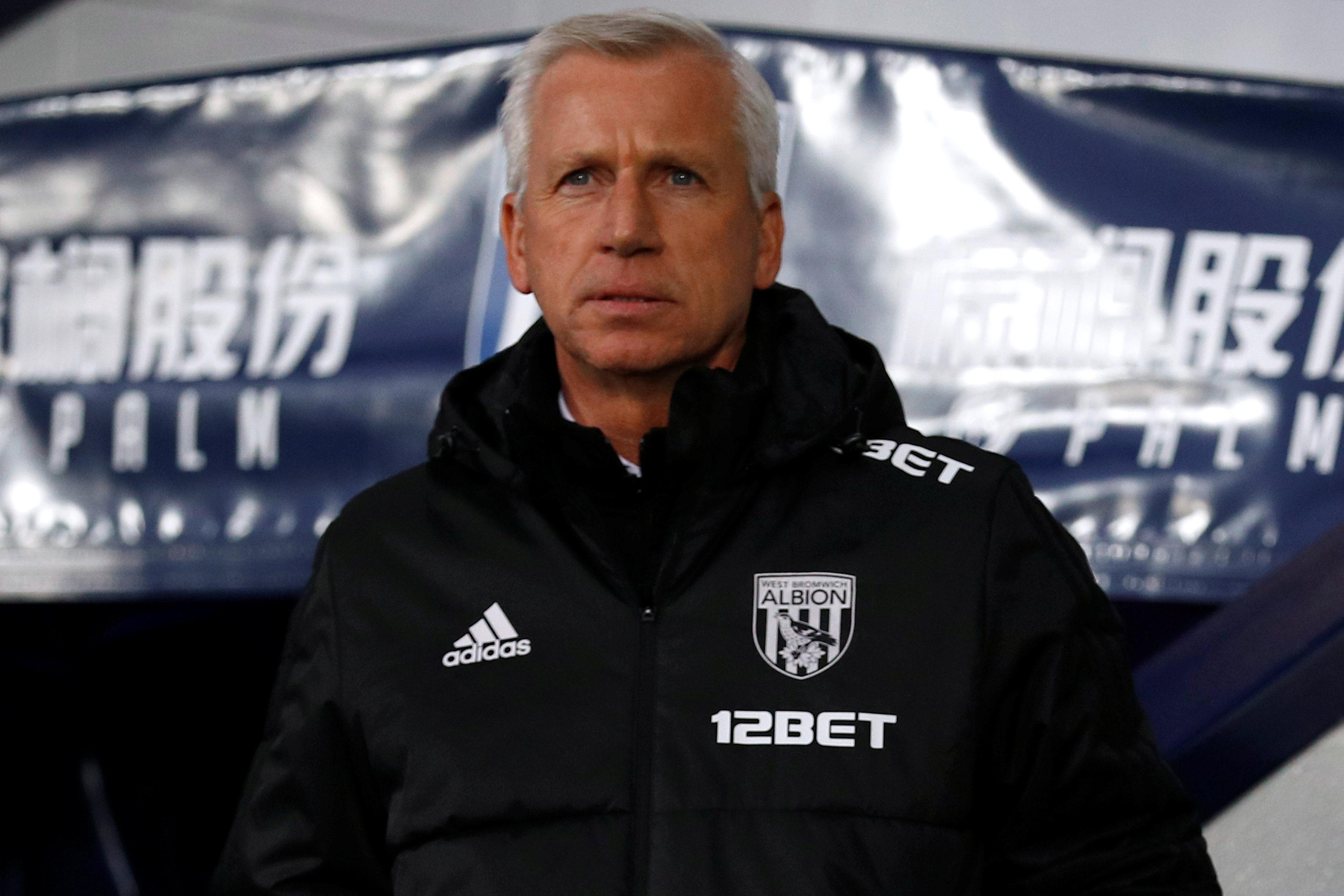 Alan Pardew,West Brom  Alan Pardew,West Brom