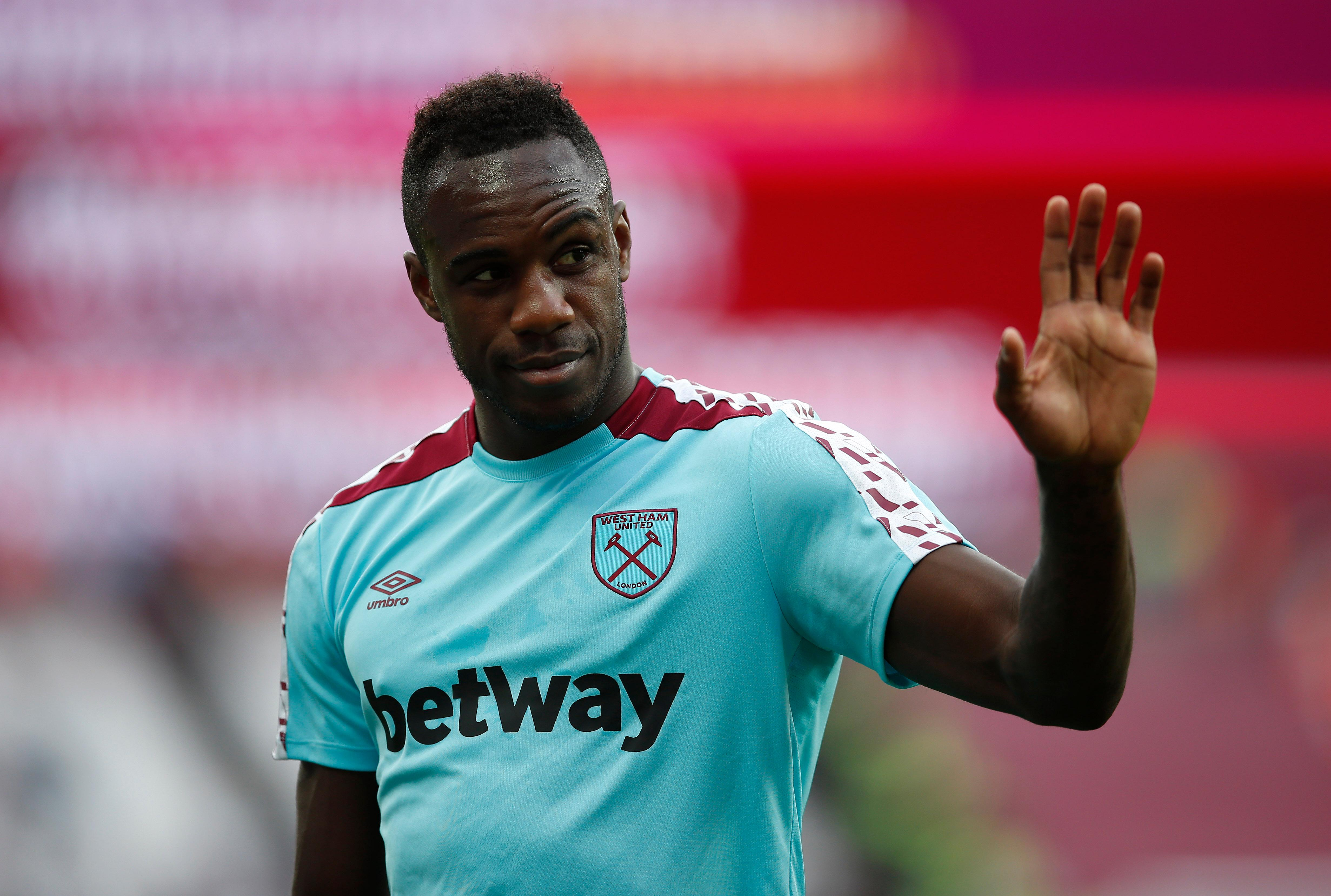 Michail Antonio Football  Michail Antonio Football West Ham